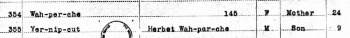 U.S.IndianCensusRolls1885-1940ForHerbetWah-Per-Che1901